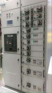 Sf6 Ring Main Unit Transformer Switch Cabinet with ABB MCCB pictures & photos