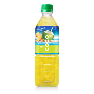 500ml Pet Bottle Coconut Water with Pineapple Flavor pictures & photos