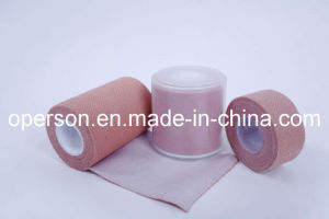 Thick Elastic Adhesive Tape for Strains and Sprains pictures & photos