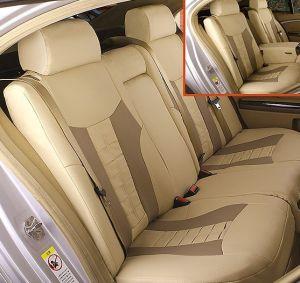 Hot Selling PVC Car Seat Cover For Toyota Allion Landcruiser 050