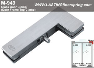 China Gl Door Clamp, Door Frame Top Clamp, L Clamp (M-949 ... on