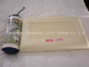Memory Foam Massage Pillow (PU182)
