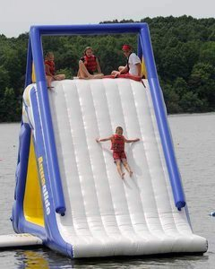 Inflatable Water Slide (CWS-009)