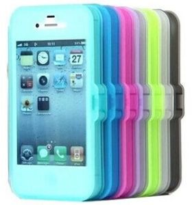 Flip TPU Case for iPhone 5, 5s (KT-11044)