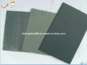 Chinese High Quality Natural Black Roof Slate with Natural Split Surface