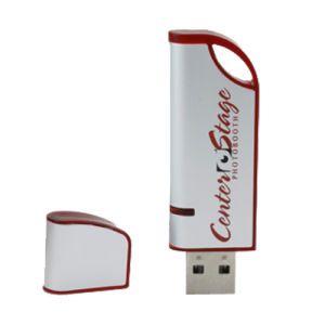 Classic USB Flash Drive Curve USB Drive 1GB 2GB 4GB pictures & photos