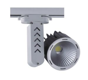 30W Lfl-COB1043 COB LED Track Spot Light pictures & photos