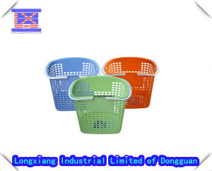 Plastic Injection Laundry Basket Mould pictures & photos