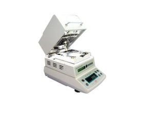 Intelligent Moisture Analyzer (halogen lamp heating) Tester