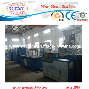 Ecological PVC WPC Profile Production Line (ce ISO) pictures & photos