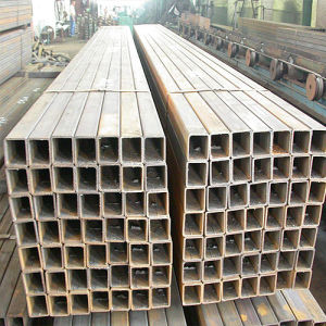 Hot Rolled Square Steel Pipe pictures & photos