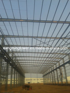 Steel Structure for Power Plant