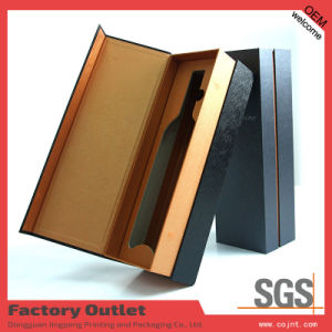 Promotional High Quality Single Bottle Paper Wine Box