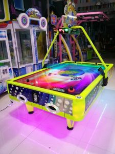 Lottery Ticket Game Redemption Machine Air Hockey for Sale pictures & photos