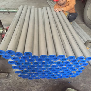 ASTM A790 Seamless Super Duplex Steel Pipe pictures & photos