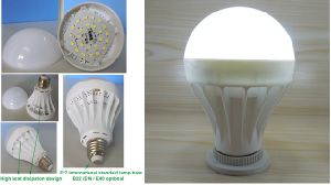 3/5/7/9W LED Lamp Light, Bulb LED Light, LED Bulb Housing