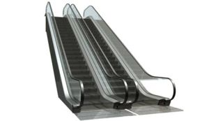 Escalator 35 Degree 1000mm Width with Aluminum Step pictures & photos