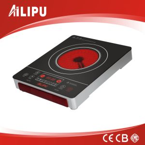 2017 New Design Kitchen Appliance One Burner Infrared Cooker pictures & photos
