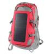 Solar Backpack for Man and Woman pictures & photos