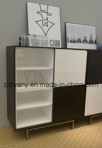 American Style Home Cabinet Wood Cabinet (SM-D43) pictures & photos