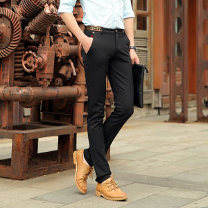 Tmp003 New Product Black Trousers Long Pants for Men China Manufacture pictures & photos