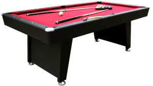 7′ Competitive Price Pool Table (38405) pictures & photos