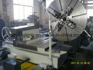 CNC Lathe Machine for Turning and Facing Large Diameter Workpiece pictures & photos