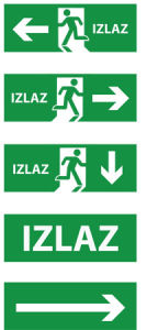 Exit Sign, Emergency Light, Emergency Exit Sign, Exit Light, 297 pictures & photos