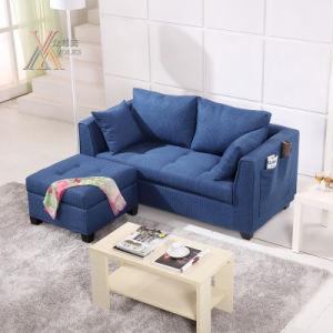 China Blue Fabric Sofa Set A13