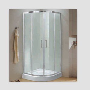 China Supplier Cheap Aluminum Profile Shower Enclosure