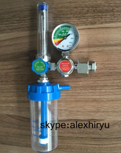 Medical Oxygen Regulator for Oxygen Cylinder pictures & photos