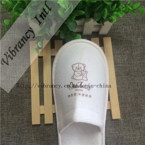 Personalized Disposable Hotel Slippers, Hotel Supplies pictures & photos