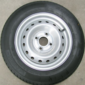 Trailer Tire with Rim/Trailer Tyre/Trailer Wheel for EU pictures & photos