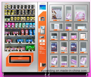 Condom Toys Sex Vending Machine with Card Reader---PPE Vending Machine pictures & photos