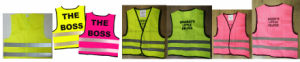 Reflective Safety Vest for Cute Baby with Certification pictures & photos
