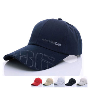 Cotton Canvas Printed Promotional Baseball Cap (YKY3076) pictures & photos