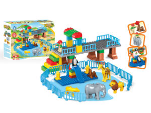 Boy Educational Toy Funny Train Bricks (H6379105) pictures & photos