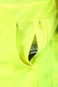 Poly Hi-Viz Reflective Long Sleeve Safety Workwear with Reflective Tape pictures & photos