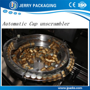 Glass Bottle Liquid Filling and Capping Machine for Aluminum Cap pictures & photos