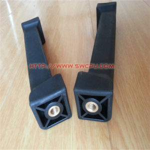 Custom-Made Plastic Handle for Door and Window (SWCPU-P-H985) pictures & photos
