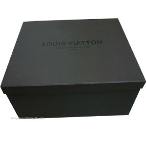 Very Nice Pearlized Paper Cardboard Shoes Boxes