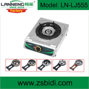 China Cheap Biogas Single Burner Stove - China Biogas Stove