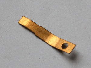 Metal Stamping Parts with Aluminum, Copper and Steel Material pictures & photos