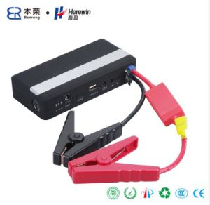Jump Starter Battery, Car Emergency Br-K05, 12000mAh