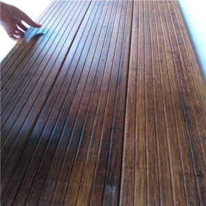 Hot Sales Waterproof Carbonized Solid Bamboo Outdoor Decking