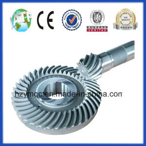 Tractor Transmission of Crown Wheel Pinion Gear in China Auto Parts pictures & photos