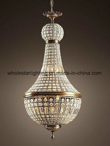 Classic Round Crystal Graupel Chandelier (WHG-788) pictures & photos
