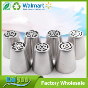 Stainless Steel Russia Icing Piping Nozzles Pastry Tips pictures & photos