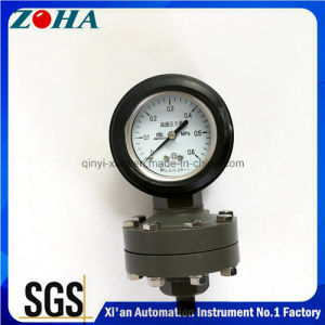 Absolute Pressure Gauge with Diaphragm pictures & photos