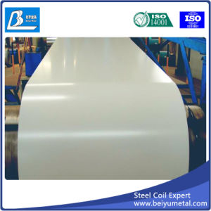 High Quality Prepainted Galvanized Steel Coils PPGL pictures & photos